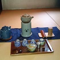 玉川遠州流 煎茶教室